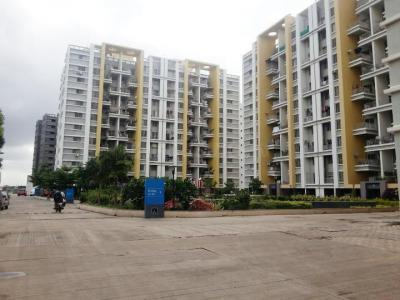 Gallery Cover Image of 850 Sq.ft 1 BHK Apartment for rent in Lohegaon for 18000