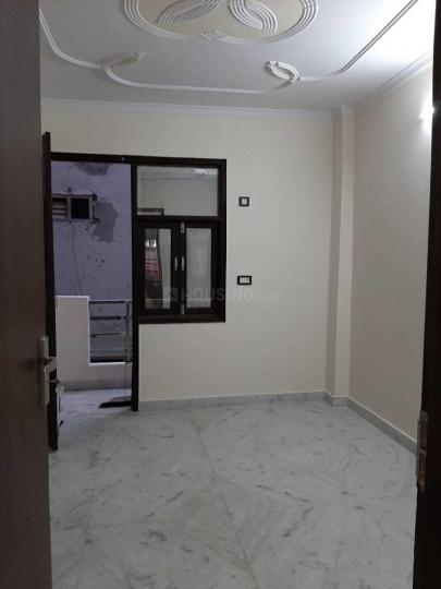 Bedroom Image of 850 Sq.ft 2 BHK Independent Floor for rent in Hari Nagar for 16000
