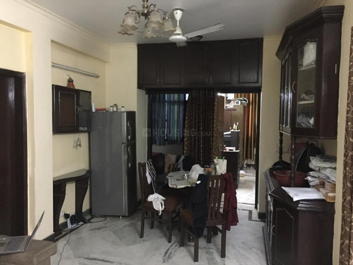 Living Room Image of 1400 Sq.ft 2 BHK Independent Floor for rent in Sector 54 for 30000