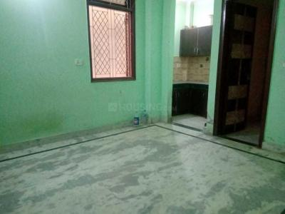 Gallery Cover Image of 350 Sq.ft 1 RK Independent Floor for rent in Chhattarpur for 5000