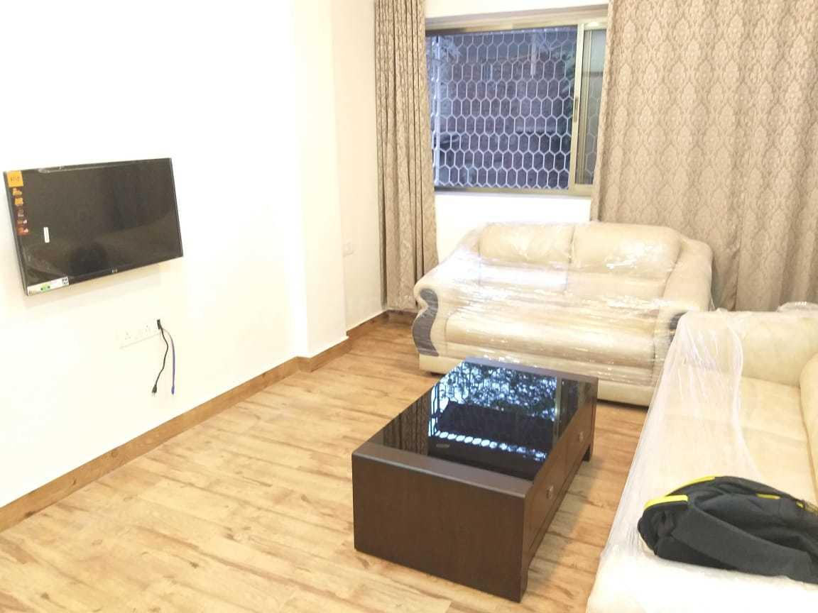 Living Room Image of 1000 Sq.ft 2 BHK Independent House for rent in Andheri West for 55000