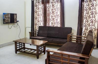 Living Room Image of PG 4642347 Koramangala in Koramangala