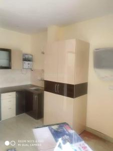 Gallery Cover Image of 650 Sq.ft 1 RK Independent Floor for rent in Sector 54 for 16000