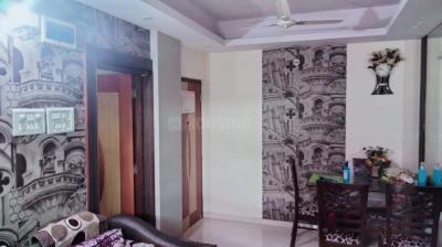 Gallery Cover Image of 710 Sq.ft 1 BHK Apartment for buy in Geomatrix Geomatrix Silver Crest, Greater Khanda for 7000000