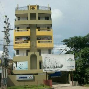 Gallery Cover Image of 1068 Sq.ft 3 BHK Apartment for rent in Loharuka Green Nest, Rajarhat for 12000