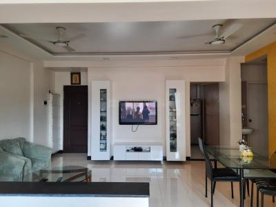 Gallery Cover Image of 650 Sq.ft 1 BHK Apartment for rent in Sudhir Ashish Senapati, Gokhalenagar for 12000