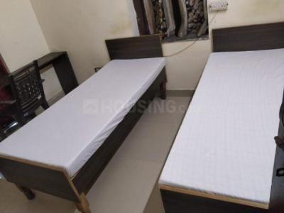 Bedroom Image of Roomsoom PG in Sector 15
