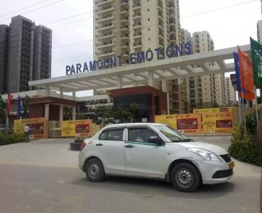 Gallery Cover Image of 950 Sq.ft 2 BHK Apartment for buy in Paramount Emotions, Phase 2 for 2900000