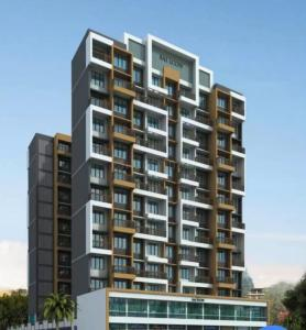 Gallery Cover Image of 1323 Sq.ft 2 BHK Apartment for buy in Paradise Group Sai Icon, Kharghar for 9800000