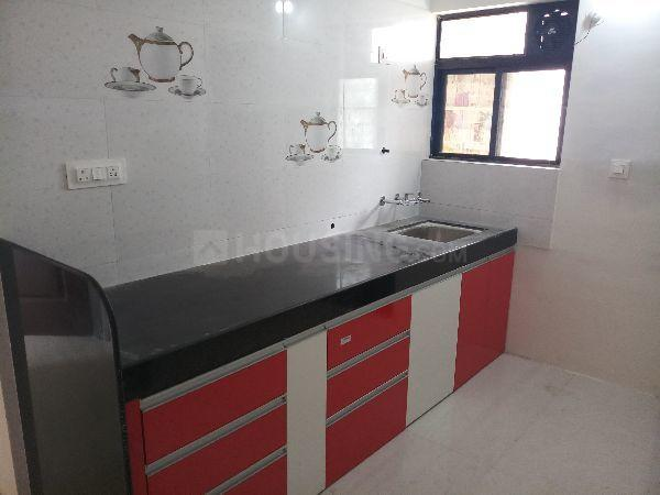 Kitchen Image of 652 Sq.ft 2 BHK Apartment for rent in Chandan Nagar for 16000