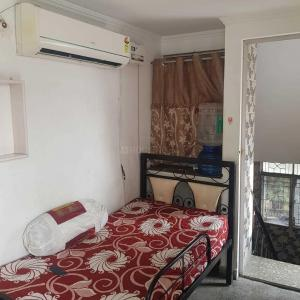 Gallery Cover Image of 350 Sq.ft 1 RK Apartment for rent in Saket for 12000
