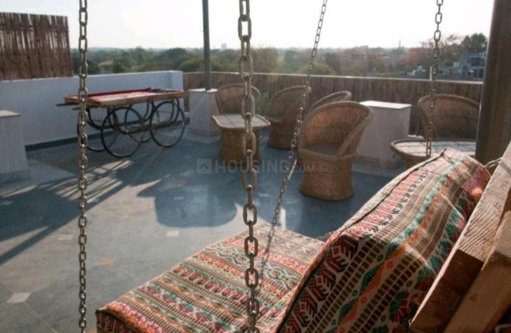 Balcony Image of Jugaad Hostels in R.K. Puram