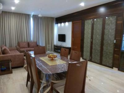 Gallery Cover Image of 1970 Sq.ft 3 BHK Apartment for rent in Ceebros The Atlantic, Egmore for 90000