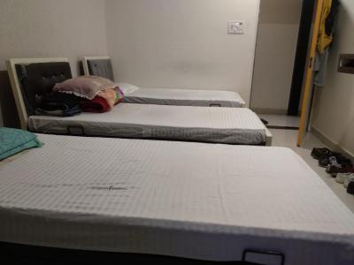 अंधेरी ईस्ट में गुरदी प्रॉपर्टी के बेडरूम की तस्वीर