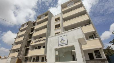 Gallery Cover Image of 970 Sq.ft 2 BHK Apartment for buy in Multi Infinite, Vidyaranyapura for 4400000