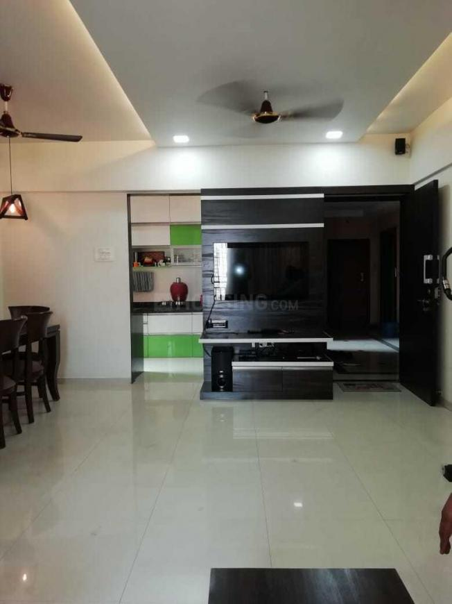 Living Room Image of 1305 Sq.ft 3 BHK Apartment for buy in Kalwa for 15000000