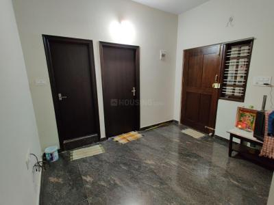 Gallery Cover Image of 600 Sq.ft 2 BHK Independent Floor for rent in Soundarya Layout for 9000