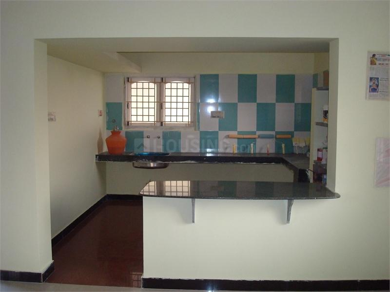 Kitchen Image of 700 Sq.ft 1 BHK Independent House for buy in Thirumazhisai for 2500000
