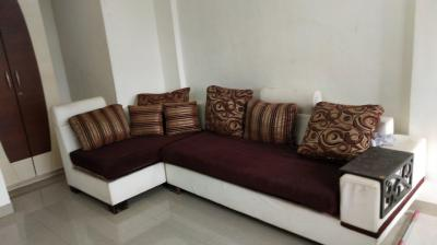 Gallery Cover Image of 625 Sq.ft 1 BHK Apartment for rent in Akashdeep Agam Darshan Phase II, Katraj for 13000