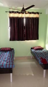 Bedroom Image of PG For Boys In Kopakhairane Navi Mumbai in Kopar Khairane