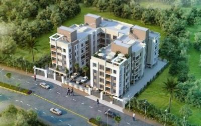 Gallery Cover Image of 819 Sq.ft 2 BHK Apartment for buy in Kamalgazi for 3235050
