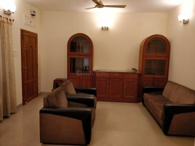 Gallery Cover Image of 1535 Sq.ft 3 BHK Apartment for rent in Golden Treasure by Golden Homes, Vanagaram  for 23000