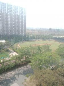Gallery Cover Image of 909 Sq.ft 2 BHK Apartment for rent in Pacifica D, Palava Phase 1 Nilje Gaon for 12500