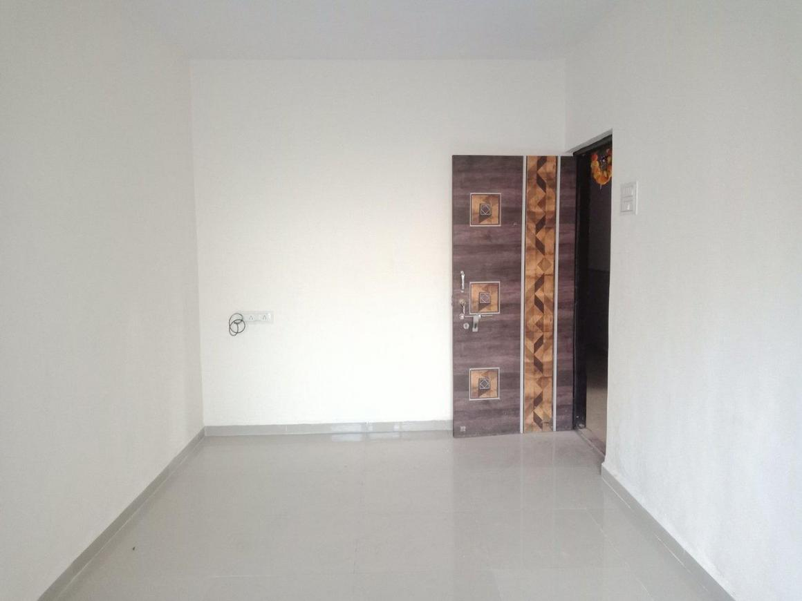 Living Room Image of 550 Sq.ft 1 BHK Apartment for rent in Kalwa for 10000