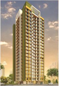 Gallery Cover Image of 650 Sq.ft 1 BHK Apartment for buy in Adityaraj Avenue, Vikhroli East for 7500000