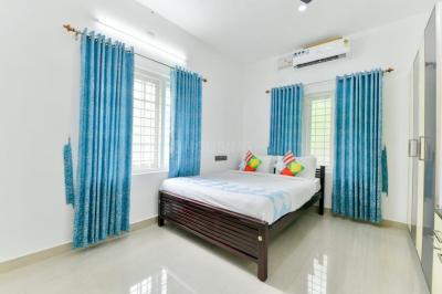 Gallery Cover Image of 1200 Sq.ft 2 BHK Independent House for rent in Cheranalloor for 32000