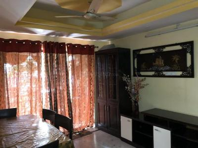 Gallery Cover Image of 2250 Sq.ft 4 BHK Apartment for rent in Shrachi Greenwood Sonata, Rajarhat for 38000