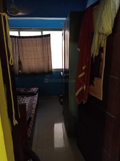 Bedroom Image of 400 Sq.ft 1 BHK Apartment for rent in Airoli for 14000