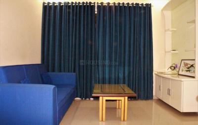 Gallery Cover Image of 850 Sq.ft 1 BHK Apartment for rent in Thane West for 22500