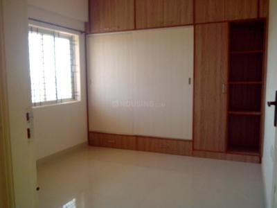 Gallery Cover Image of 1359 Sq.ft 3 BHK Apartment for rent in Amigo Sri Tirumala Symphony, Chikkathoguru Village for 16500