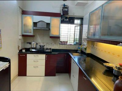 Gallery Cover Image of 1040 Sq.ft 2 BHK Apartment for rent in Sadhana Dhaval Hills, Thane West for 33000