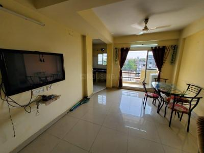 Gallery Cover Image of 1500 Sq.ft 3 BHK Independent Floor for rent in Realtech Maple Woods, Rajarhat for 30000