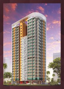 Gallery Cover Image of 420 Sq.ft 1 BHK Apartment for buy in  Gurukripa CHS, Vikhroli East for 7700000