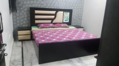 Bedroom Image of Lavanya PG Delhi in Janakpuri
