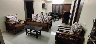 Living Room Image of 3bhk (102) In Navneeth Apartment in SriNagar Colony