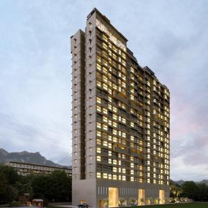 Gallery Cover Image of 806 Sq.ft 2 BHK Apartment for buy in Kurla East for 10700000