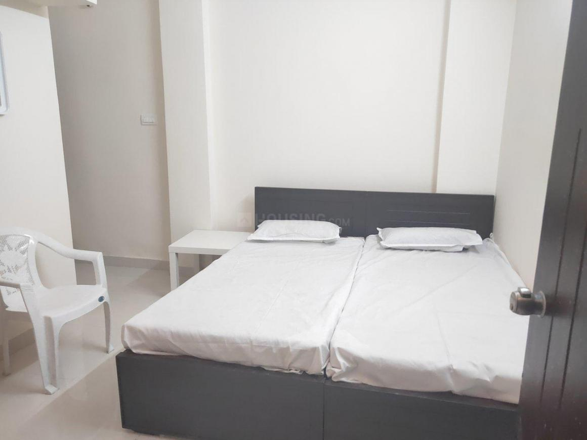 Bedroom Image of 250 Sq.ft Studio Apartment for rent in Kukatpally for 17398