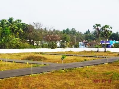 Gallery Cover Image of 1200 Sq.ft 2 BHK Independent House for buy in Naduveerapattu for 4400000