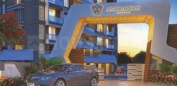 Gallery Cover Image of 1100 Sq.ft 3 BHK Apartment for buy in Amorapolis, Dhanori for 8000000