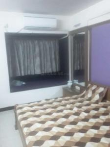 Bedroom Image of Nirmal Estate PG in Thane West