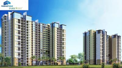 Gallery Cover Image of 1311 Sq.ft 3 BHK Apartment for buy in Shapoorji Pallonji ParkWest, Jagajeevanram Nagar for 17000000