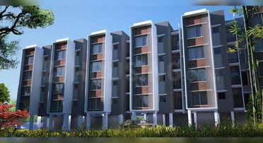 Gallery Cover Image of 702 Sq.ft 2 BHK Apartment for buy in Casagrand Arena, Oragadam for 2805000