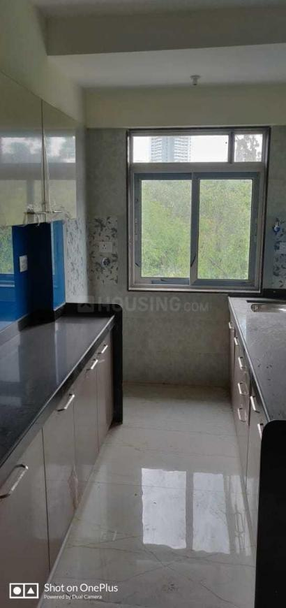 Kitchen Image of 435 Sq.ft 1 RK Apartment for buy in Dombivli East for 2583000
