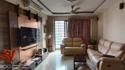 Gallery Cover Image of 1650 Sq.ft 3 BHK Apartment for rent in Bandra East for 140000