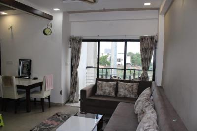 Gallery Cover Image of 1150 Sq.ft 2 BHK Apartment for rent in Bopal for 11500