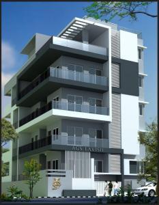 Gallery Cover Image of 1320 Sq.ft 3 BHK Apartment for buy in Aradhya Ags Lavish, Annapurneshwari Nagar for 6600000